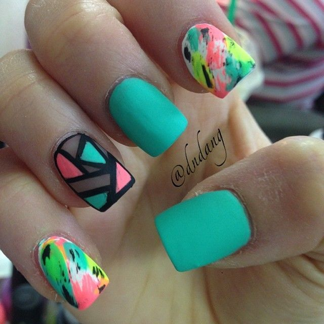 Pin by toria fulkerth on nailed it pinterest makeup funky nail stuff prinsesfo Image collections