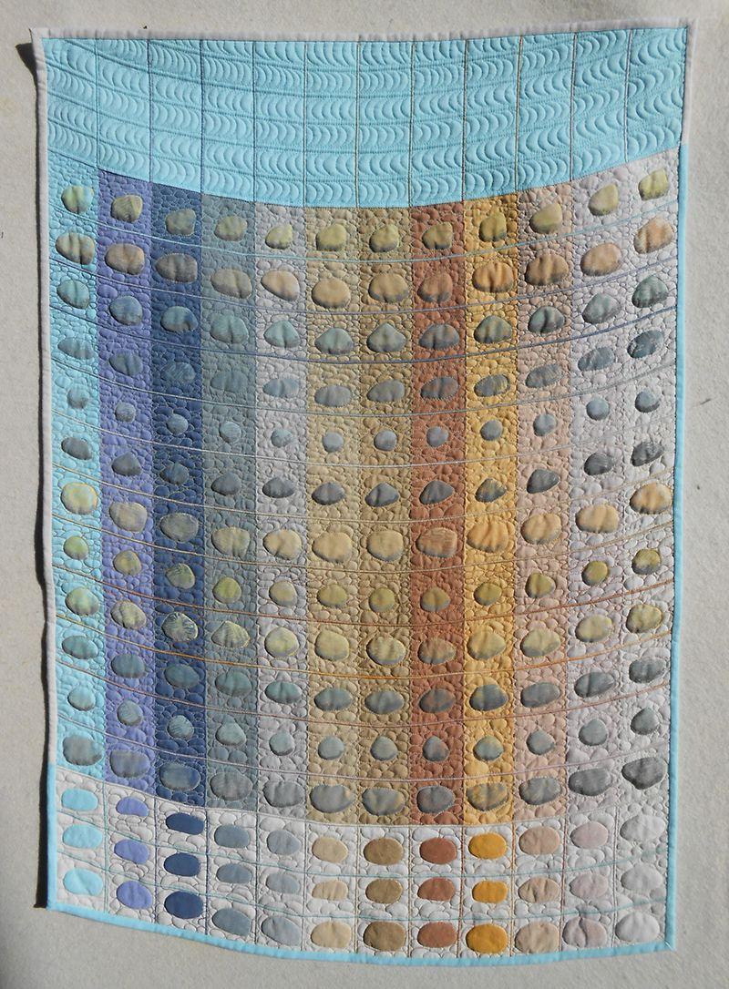 Sheena Norquay. Contemporary Quilt Art