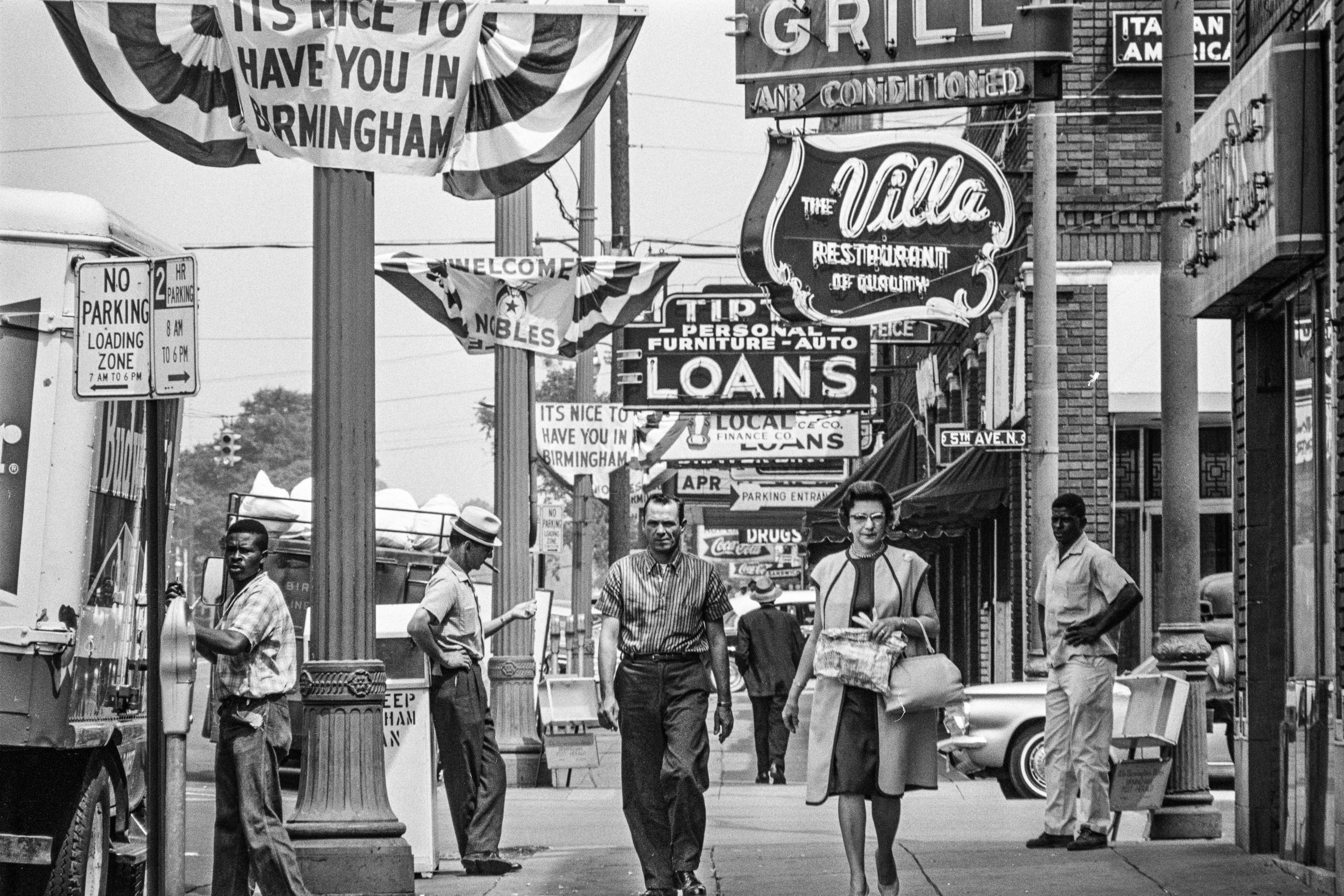 Unseen Photographs Of Civil Rights Conflict In Birmingham