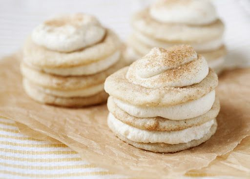 Snickerdoodle Stacks Recipe on Yummly