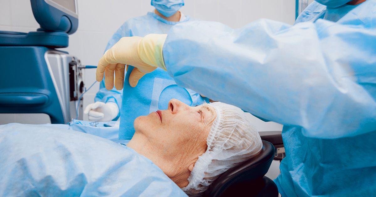 Could cataractdissolving drops replace cataract surgery