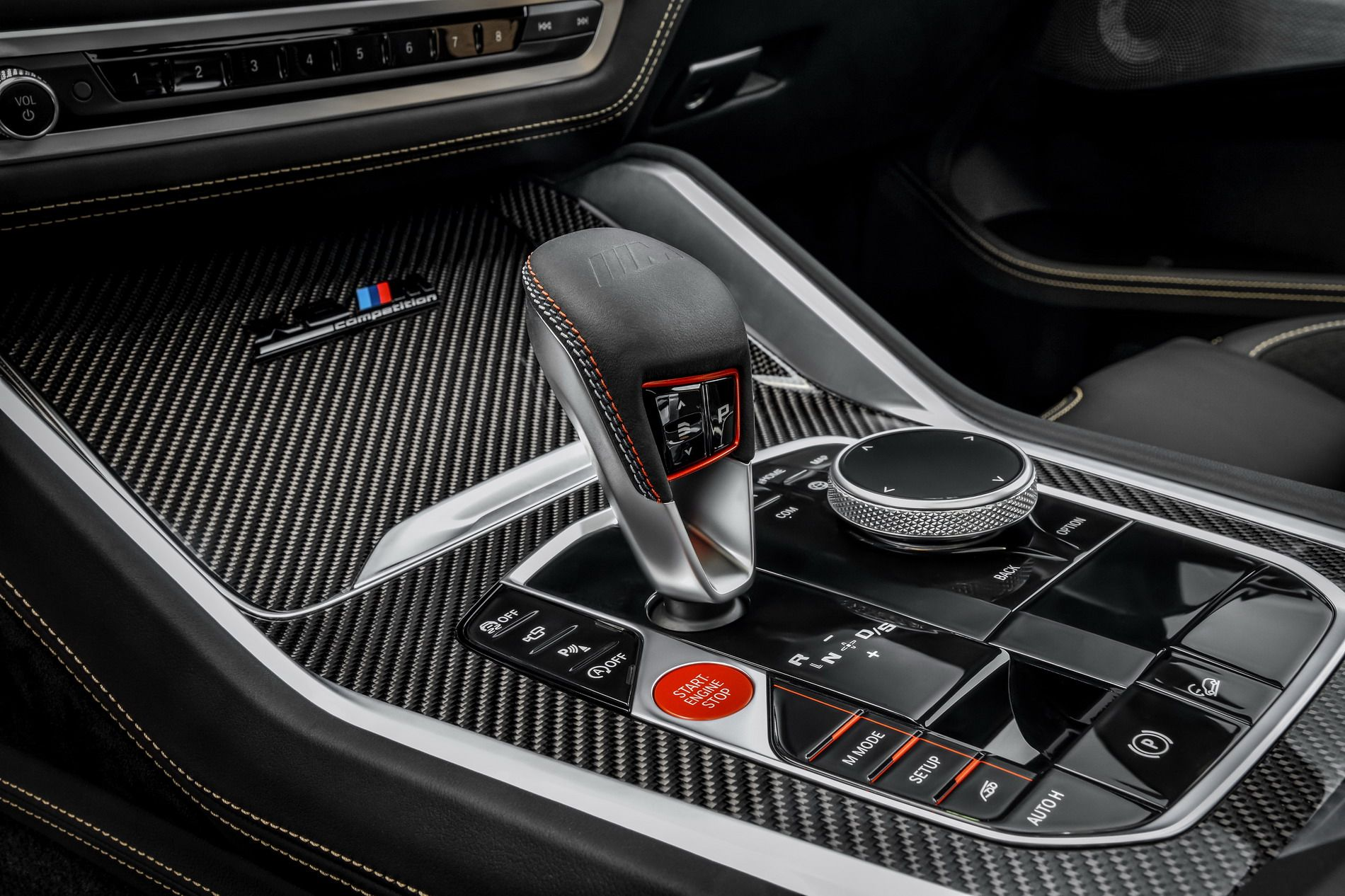 The Most Eye Catching Electronic Gear Selectors Bmw Has Designed