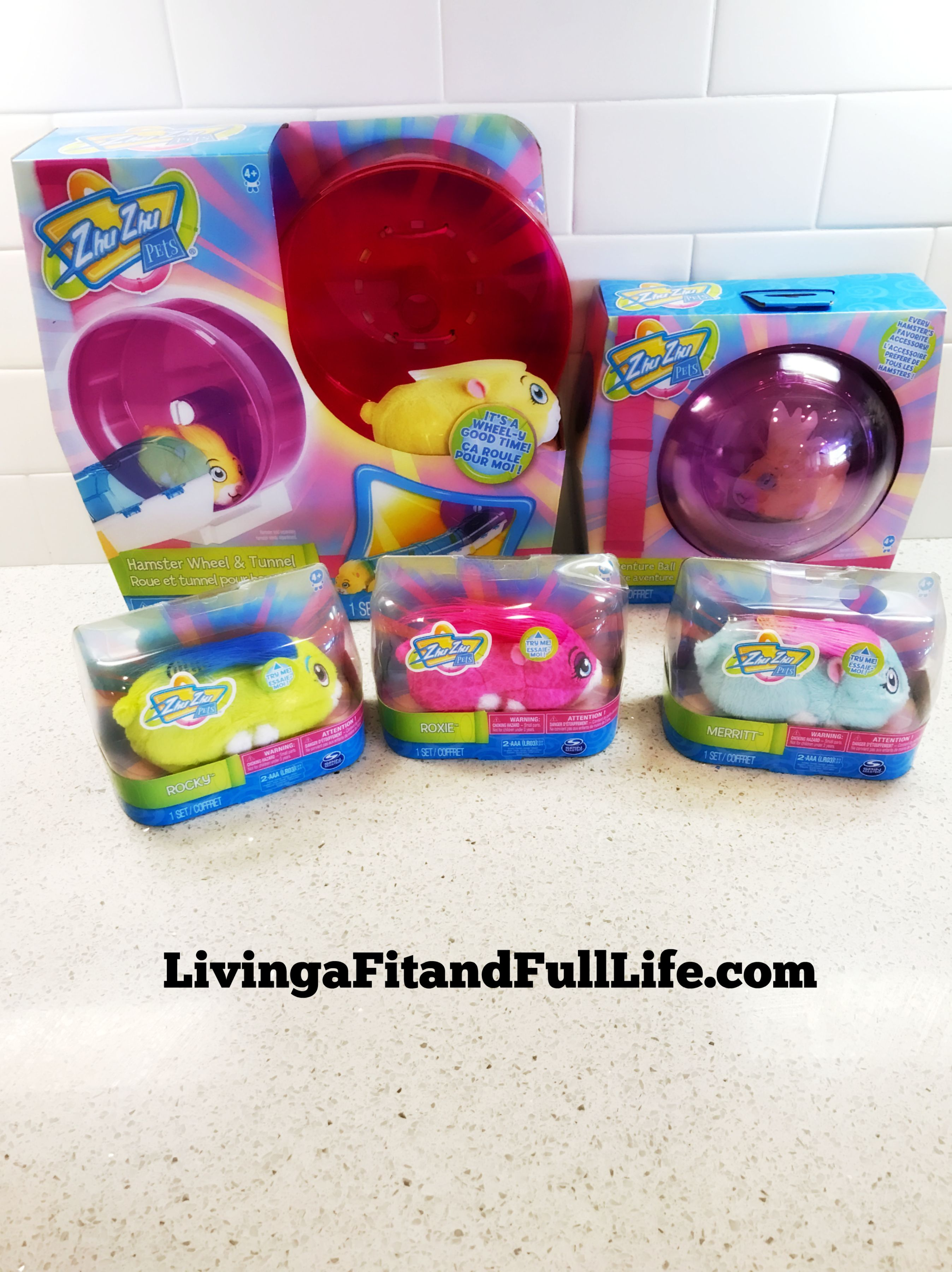 Make Way For Zhu Zhu Pets Hamsters And Accessories From Spinmaster
