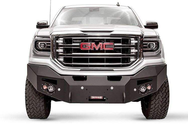Fab Fours Gc15 H3451 1 Gmc Canyon 2015 2018 Premium Front Bumper