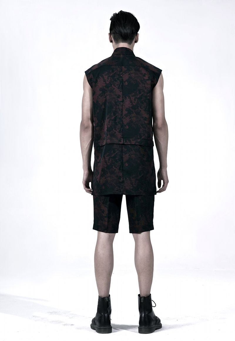 PATH SPRING/SUMMER 2013 'ARCHETYPE' - LOOK 18     https://path-homme.squarespace.com/