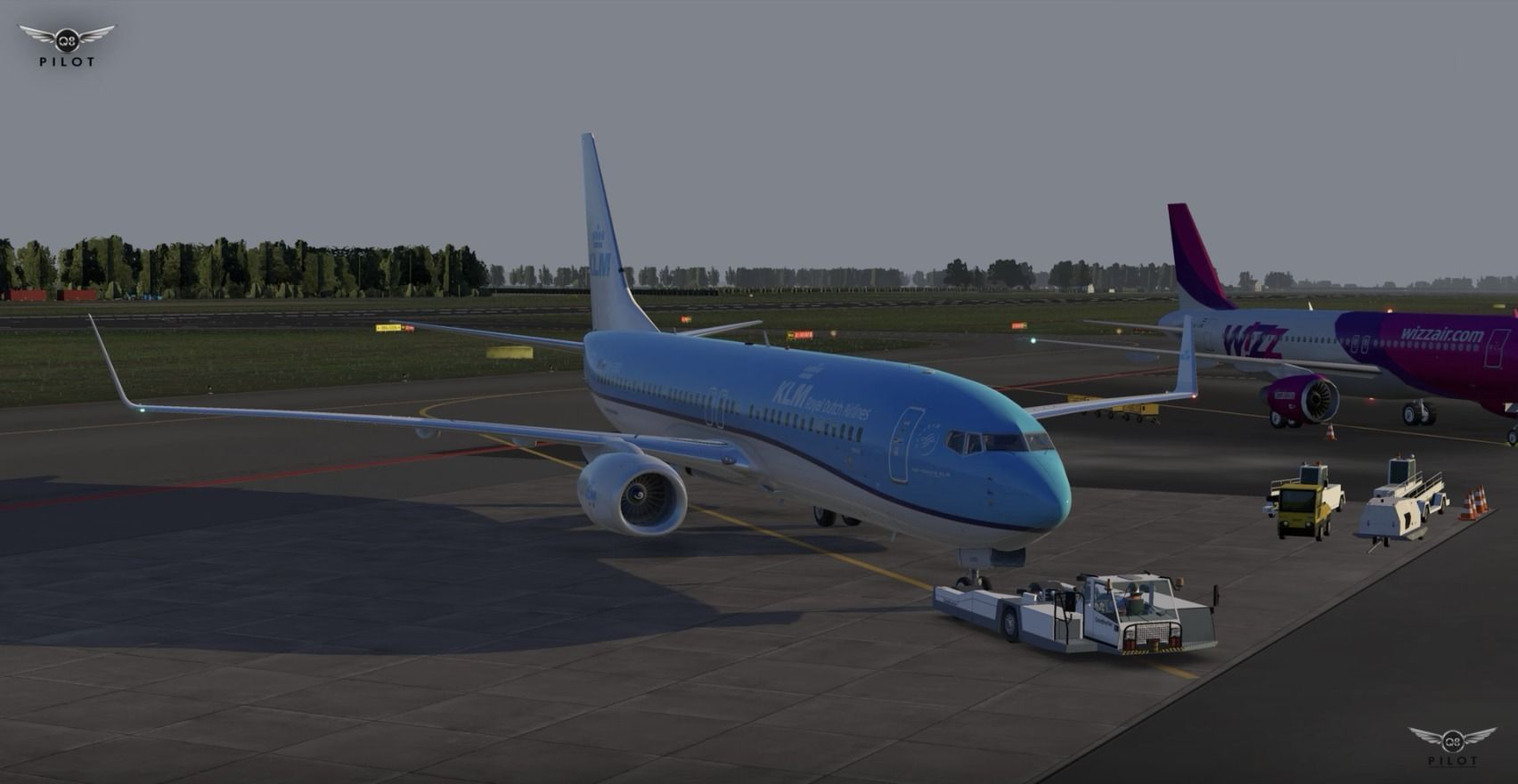 The Zibo Boeing 737-800 is by far the best freeware add-on
