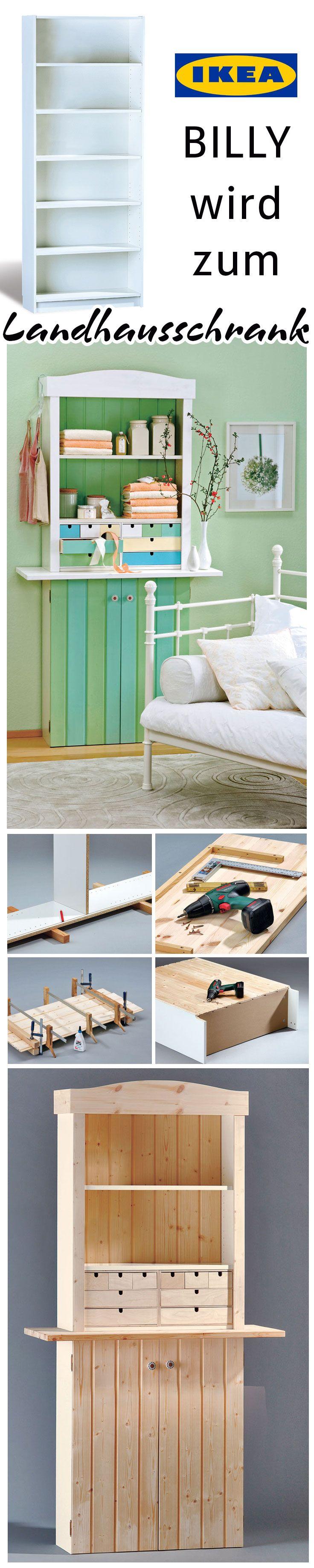 ikea hack billy wandregal ikea hack diy furniture and ikea billy. Black Bedroom Furniture Sets. Home Design Ideas