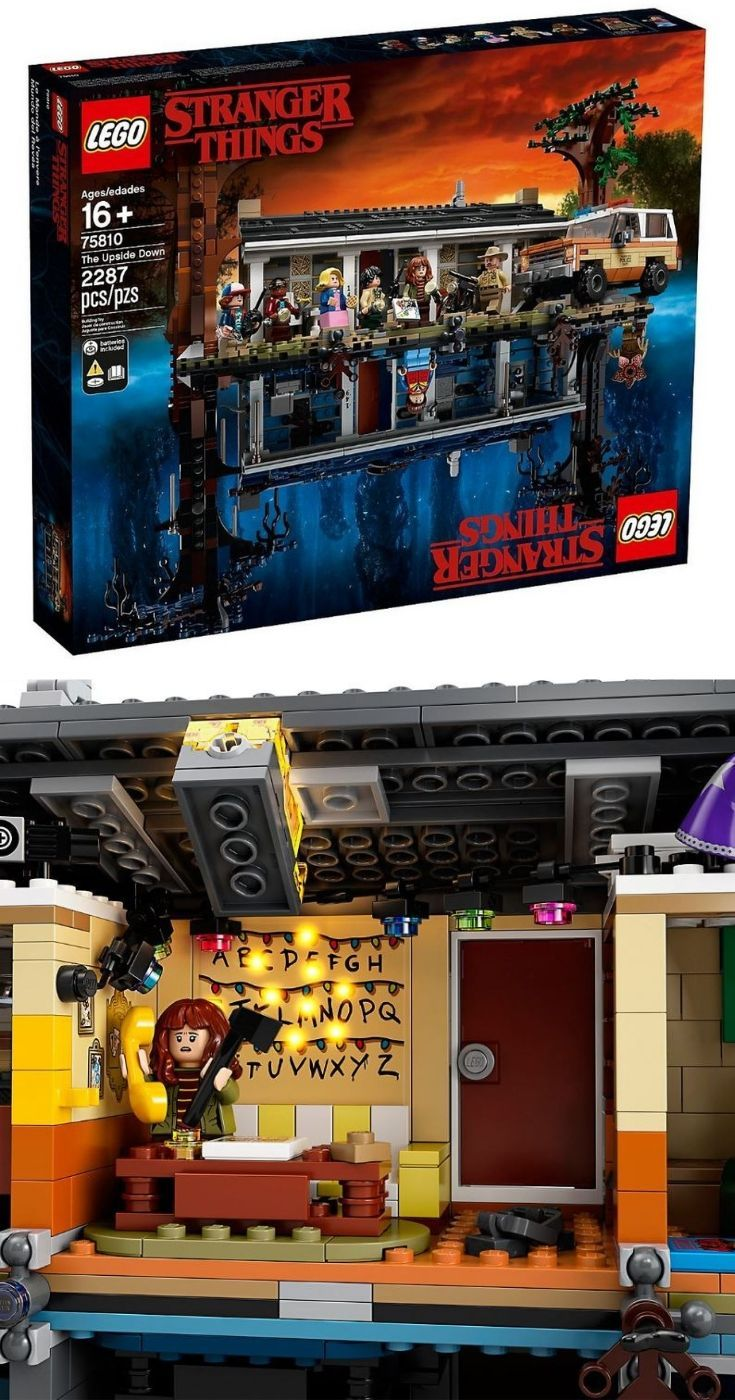 Lego® Stranger Things Minifigur Eleven aus Set 75810 Neu