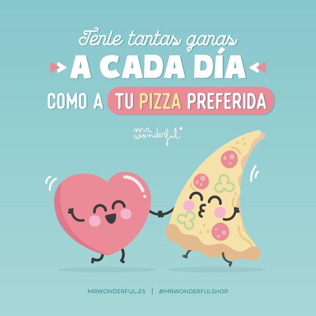 A Comerse El Mundo El Miércoles Y Las Porciones De Pizza