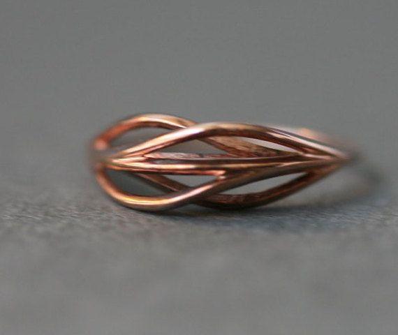 Setae Ring by Viscera on Etsy