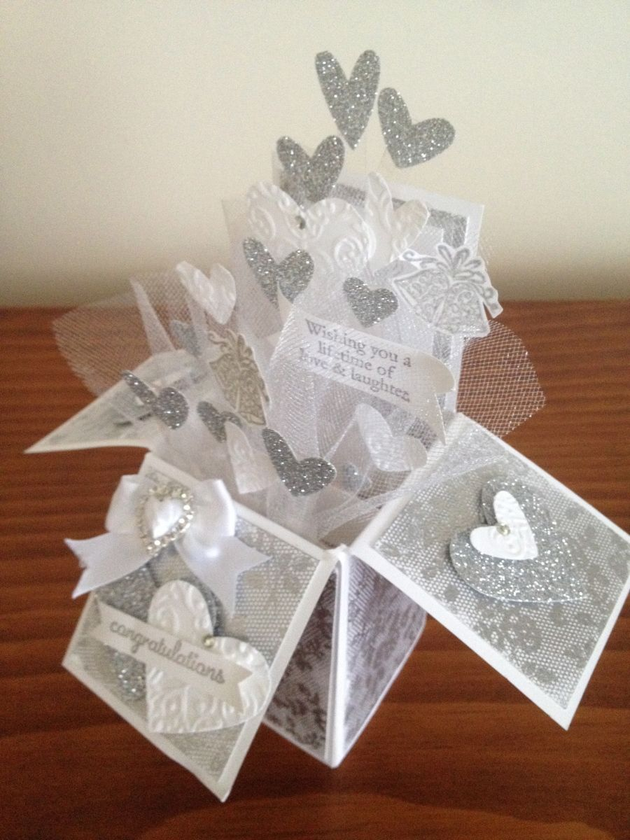 Pin by diane mcguire on su wedding cards pinterest cards box