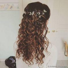 Photo of Peinados para novias de cabello rizado: de boho a sofisticado, más de 50 opciones …