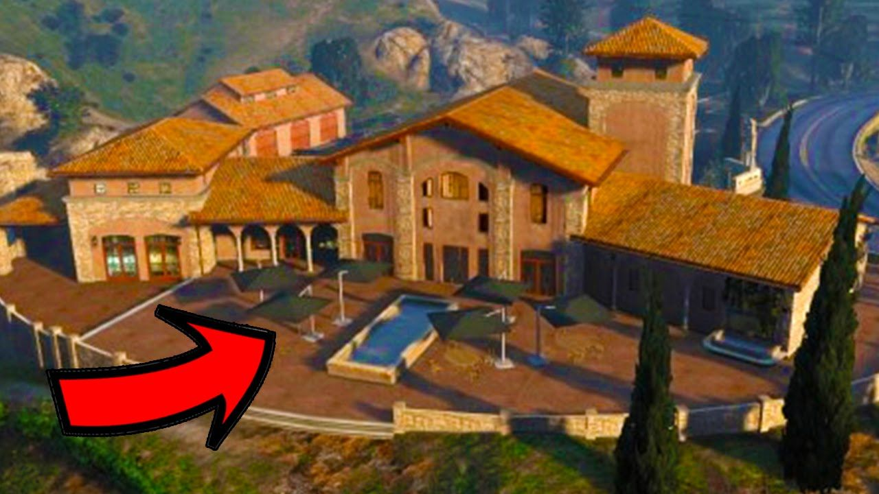 How To Get A House On Gta 5 Online