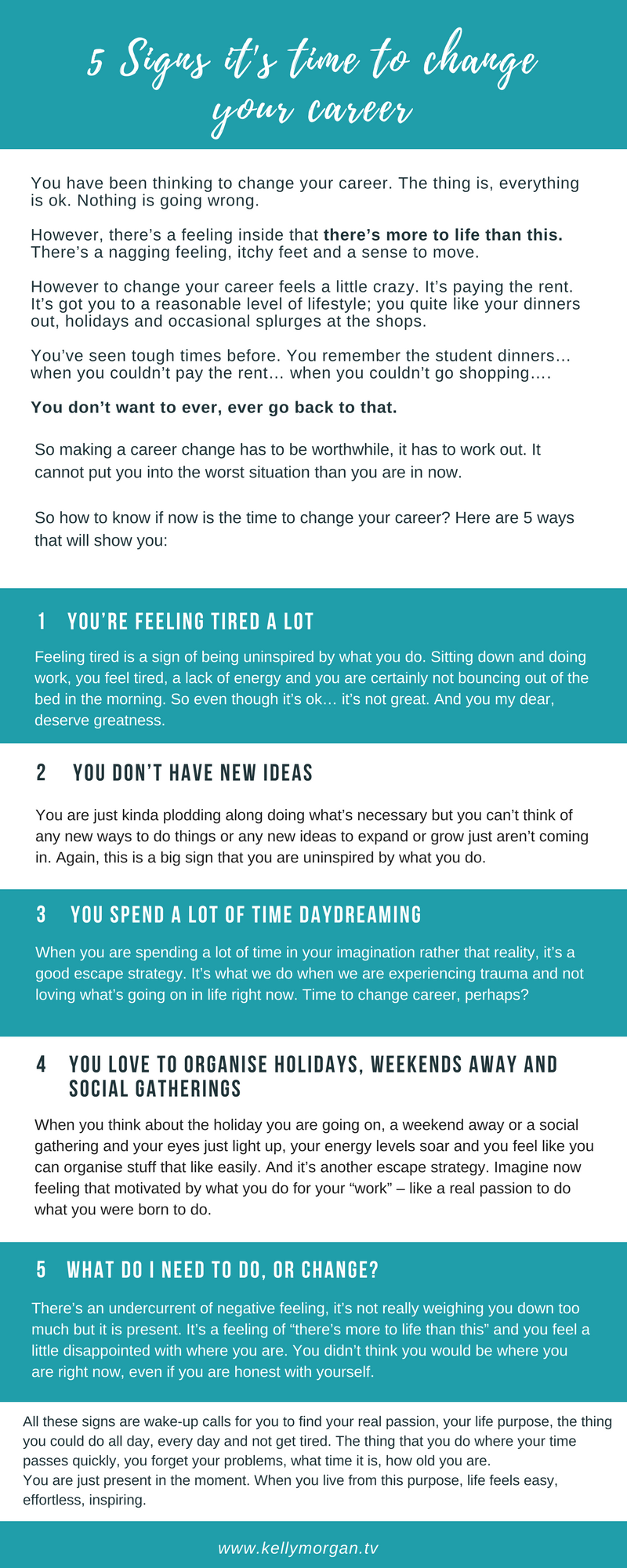 How Being Organised Can Change Your Career forecast