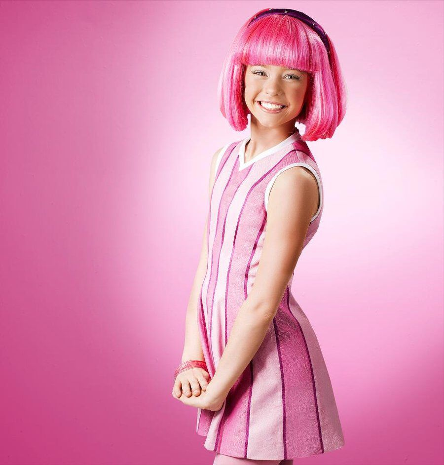 Opinion you Stephanie panty lazy town does plan?
