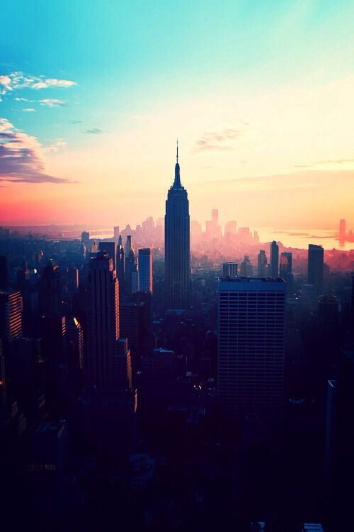 new york city City, Vintage modern and Modern contemporary - city of sunrise jobs