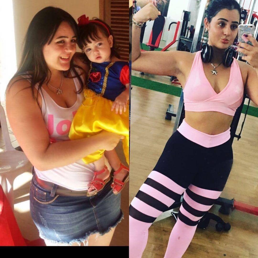 Já conhece  o ig da @daphnemouzinho ! 🏋🏼♀️💃🏼 Mamãe de 2 com -20kg ,mostra sua rotina com dicas de a...