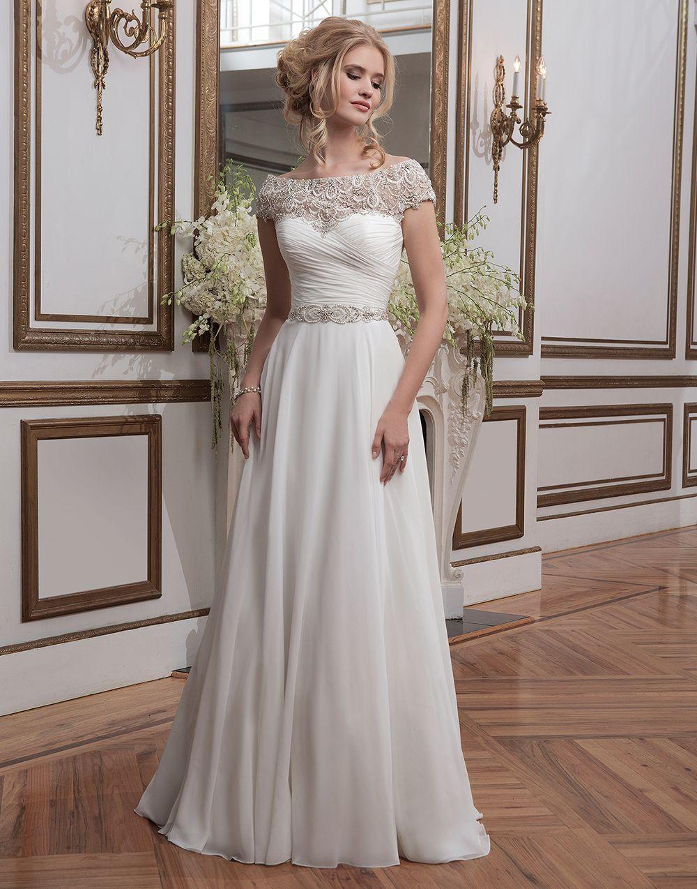 Justin alexander wedding dresses style ball gowns neckline