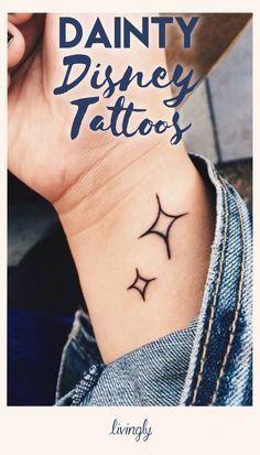 24 disney tattoo for women ideas