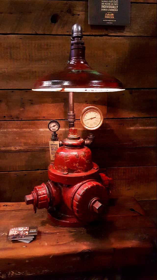homemade lighting ideas. Homemade Lighting, Steampunk Lamp, Extra Bedroom, Industrial Lamps, Lighting Ideas, Repurpose, Lanterns, Outdoor Living, Objects Ideas