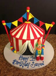 how to make circus tent cake instructions - Google Search & how to make circus tent cake instructions - Google Search | Dumbo Cake