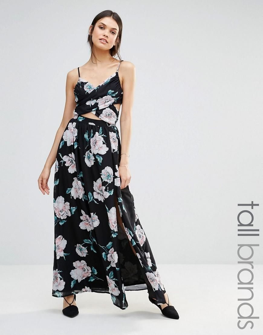 08dadf88eab2c Missguided Floral Dress Asos