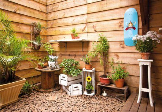Jardienes rusticos peque os dise o de jardines pinterest - Diseno de jardines rusticos ...