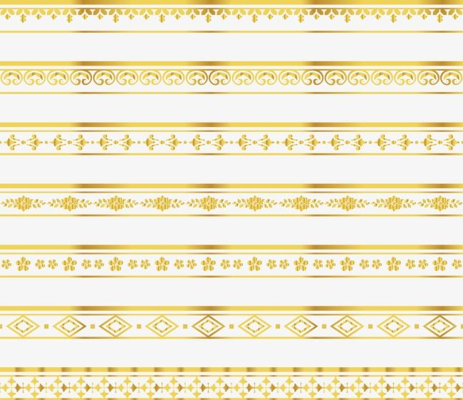 Delicate Gold Lace Border Decorative Lace Luxurious Corner Png And Vector With Transparent Background For Free Download Gold Lace Lace Border Psd Free Photoshop