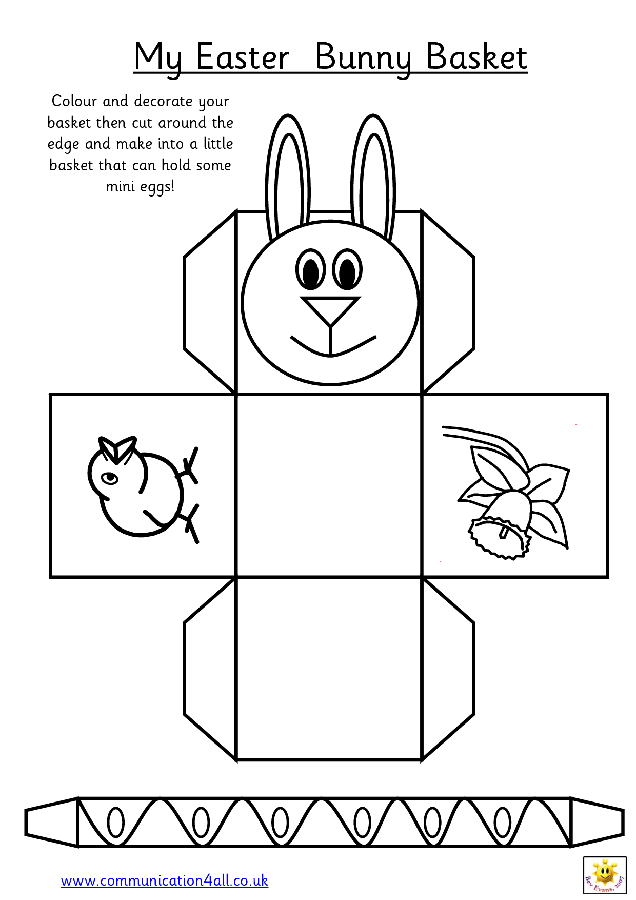 Pin By Joyce Enos On Crafts Easter Basket Template Printable Easter Activities Easter Basket Printable