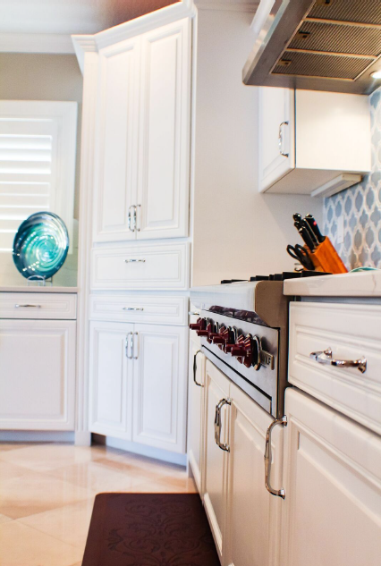 Refinishing your cabinets can give your space a much ...