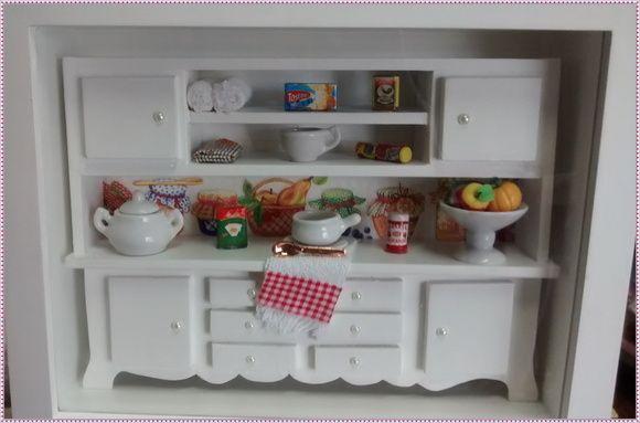 Cenário Cozinha - Sugar Kitchen