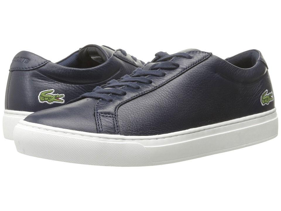 cf8ca2da Lacoste L.12.12 116 1 Men's Shoes Navy | Products | Lacoste, Shoes ...