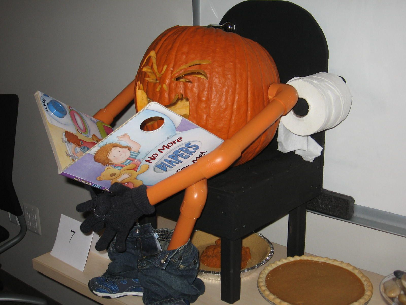 Pumpkin Decorating Contest Ideas