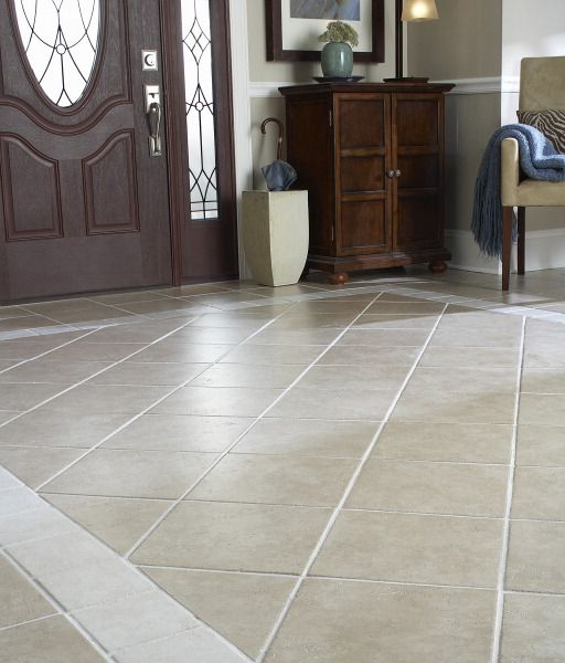This old world design was created to have a tumbled marble appearance.