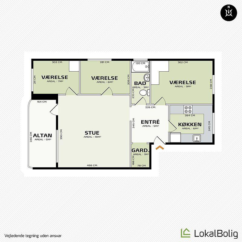 LokalBolig - Køb og sælg boliger
