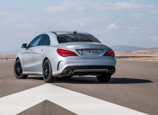 Mercedes CLA entry price is 29,900 USD