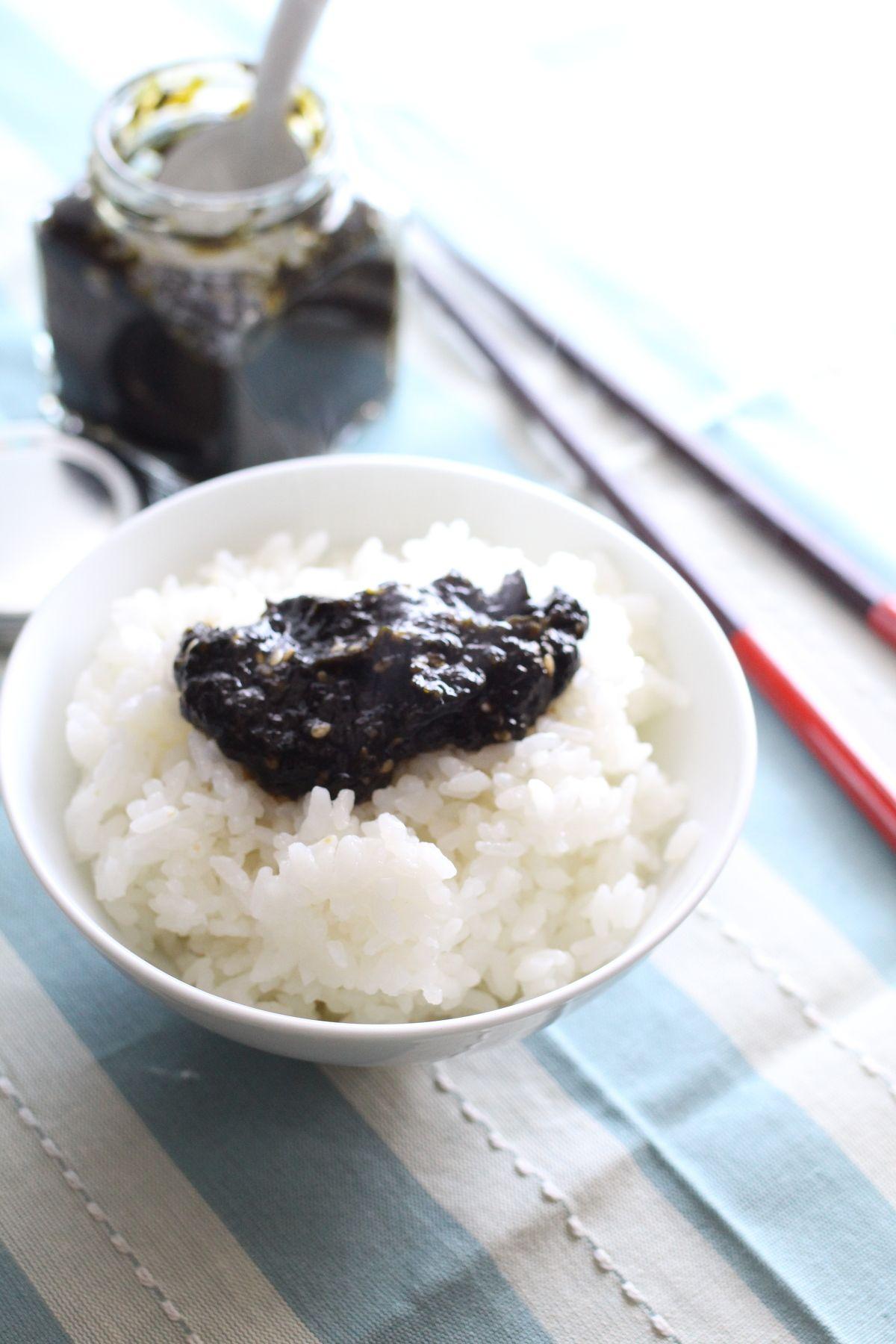 佃煮 海苔 レシピ の