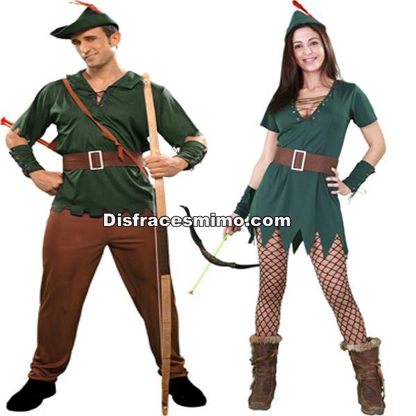 disfraces para mujer y hombre