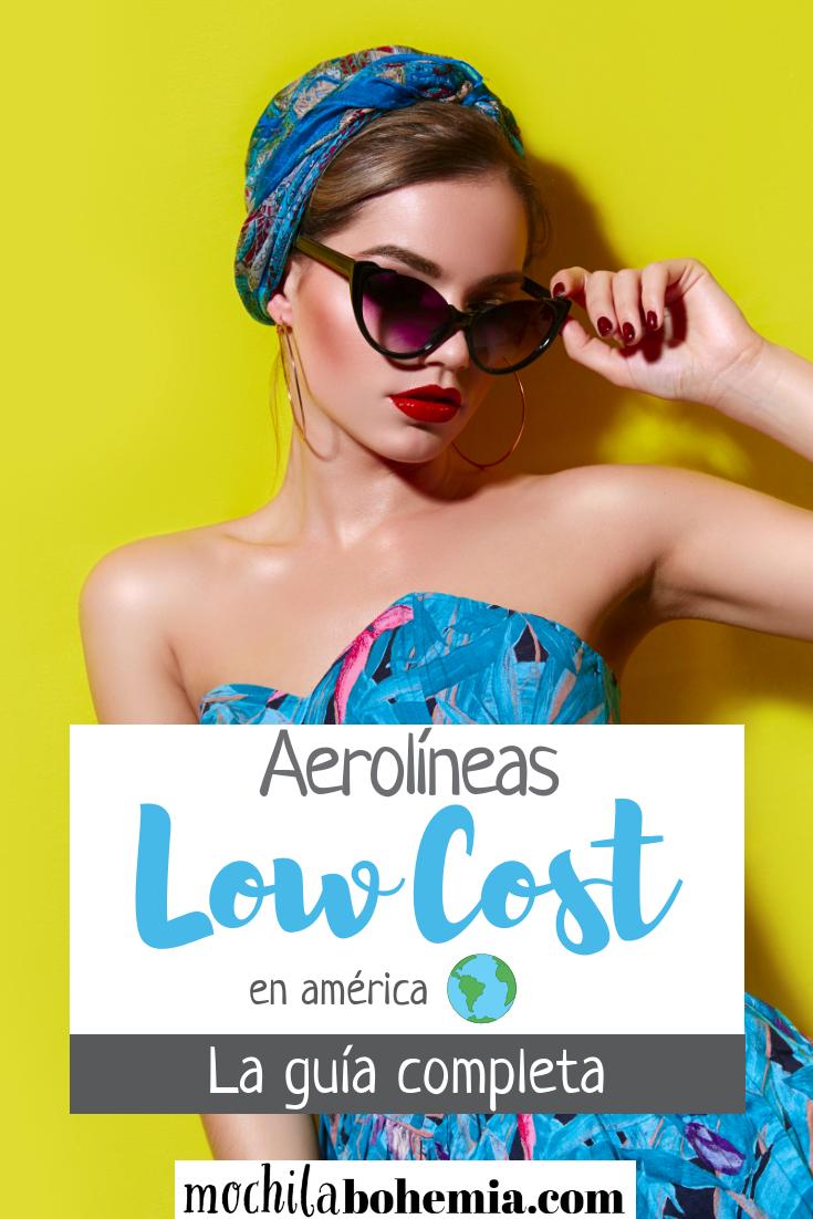 Aerolíneas Low Cost De America La Guía Completa