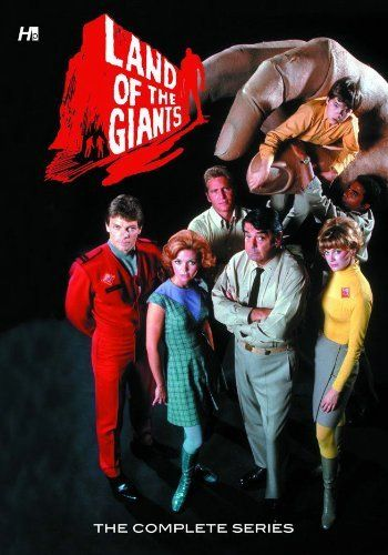 Land Of The Giants The Complete Series by Irwin Allen. $36.49. 208 pages. Publisher: Hermes Press; Reprint edition (September 13, 2010). Publication: September 13, 2010