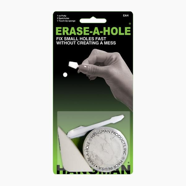 Erase A Hole Apartment Decorating Hole In Wall Repair
