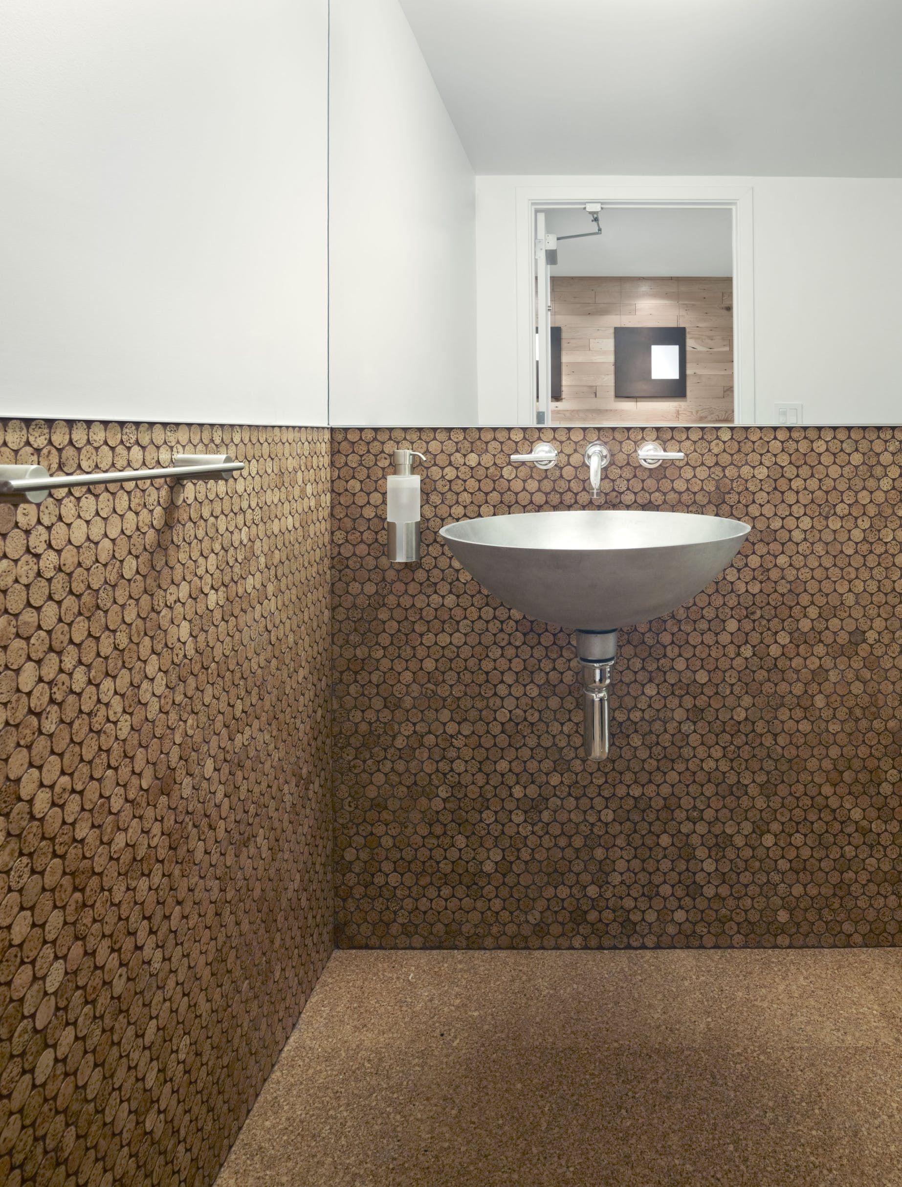 The Offices Of Buck O Neill Builders Inc Jones Haydu Archinect Bathroom Sink Decor Cork Flooring Bathroom Cork Flooring