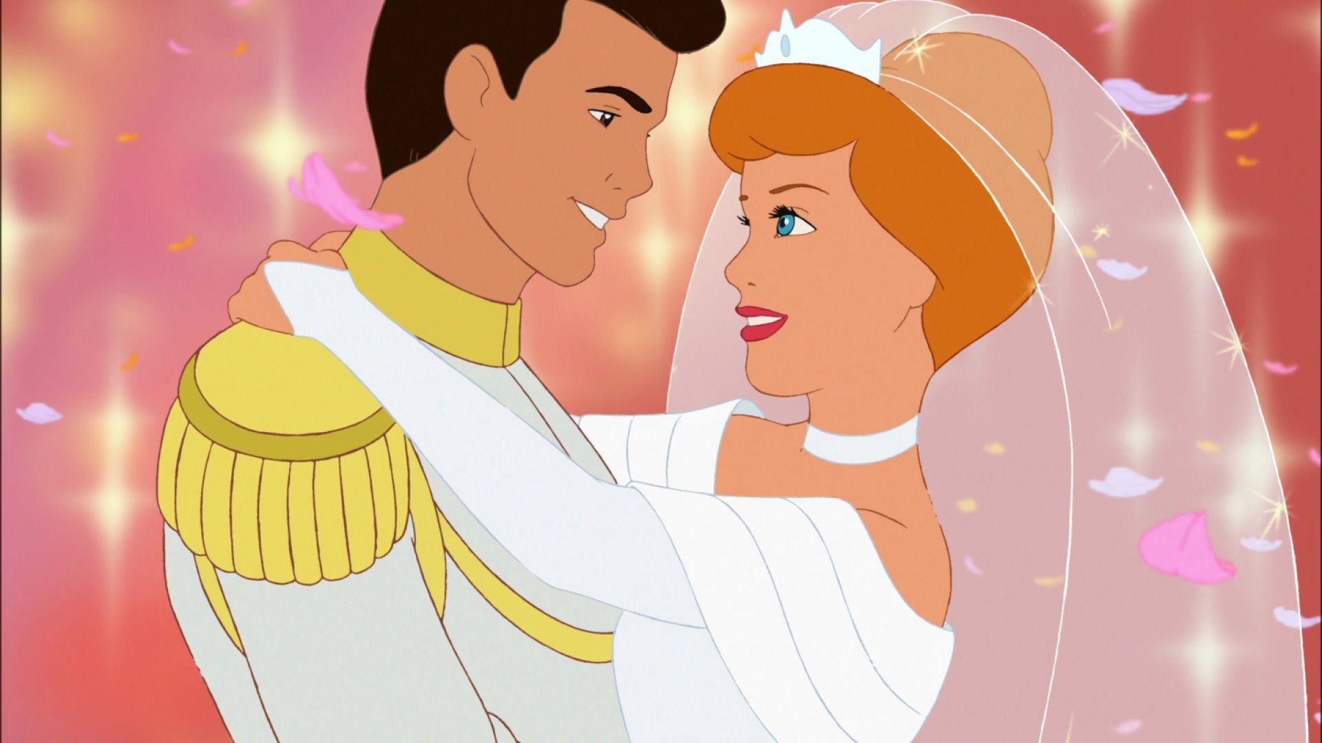 cinderella and prince charmings wedding day to live