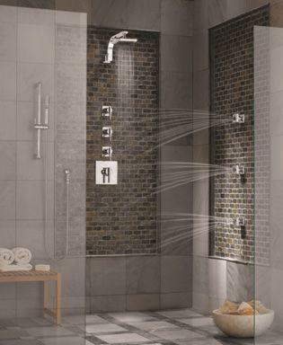 Best 25 spa like bathroom ideas on pinterest spa like living room ideas blue open style - Cool spa like bathroom designs ...