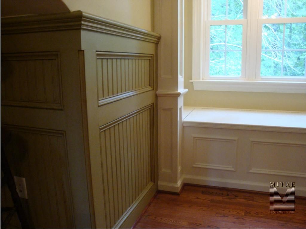 Wainscoting Pictures Picture Paneled Beadboard