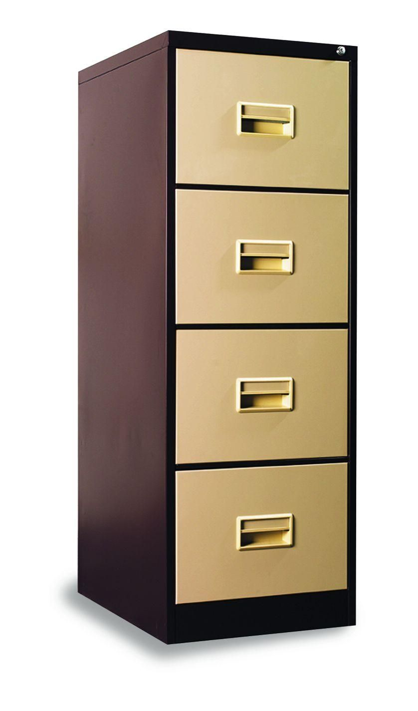 Hon  Drawer Vertical File Cabinet With Lock