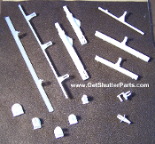 Replacement Parts For Vinyl Shutters Some Are Hard To