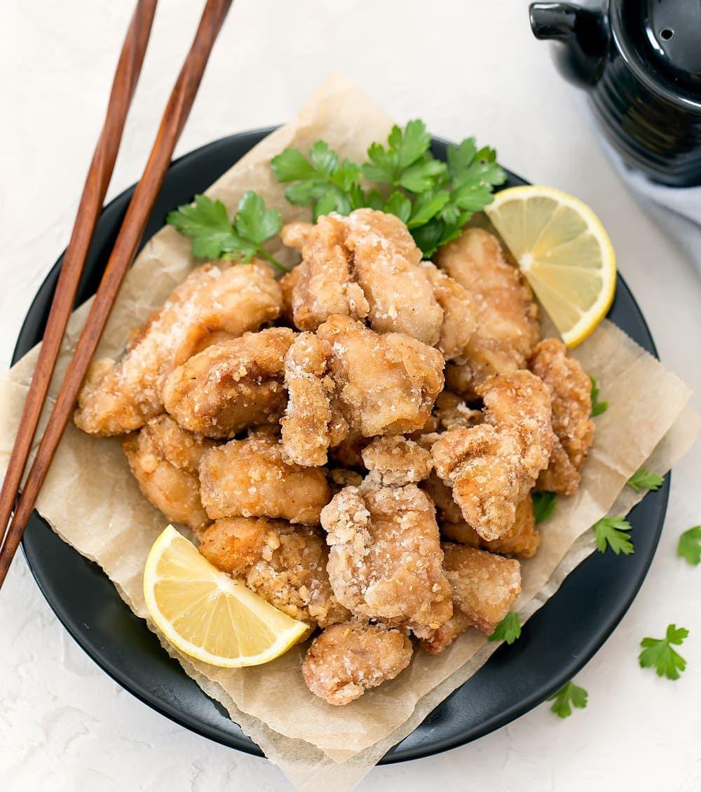 Karaage (Japanese Fried Chicken) Recipe Japanese fried