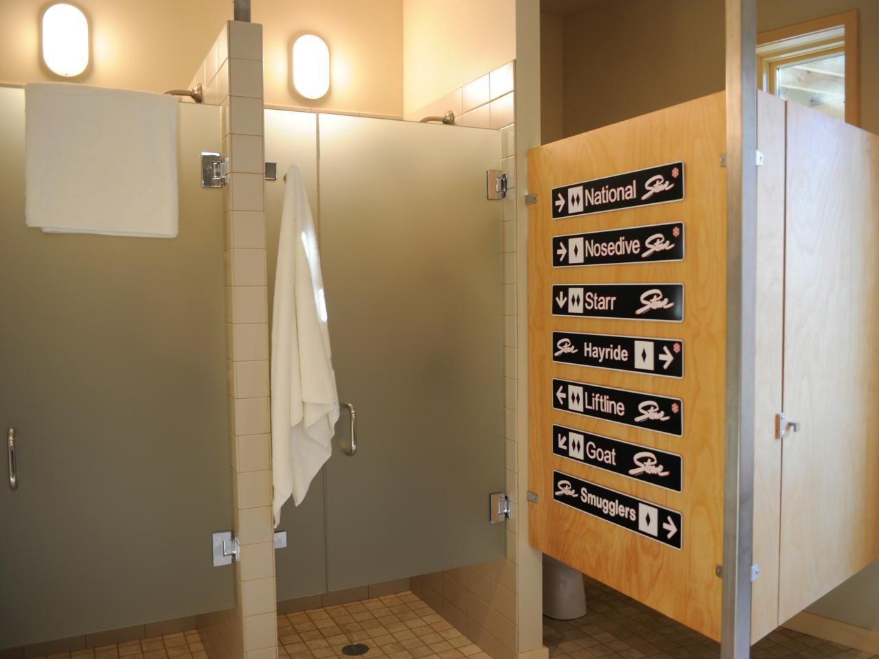 Bathroom Signs Video dorm bathroom from hgtv dream home 2011 | rumah, asrama mahasiswa