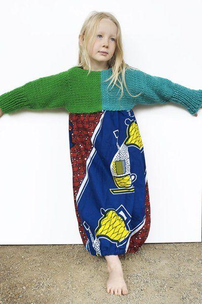 TipTopAfrika -The Verger Winter Edition combines African Wax Fabrics ...
